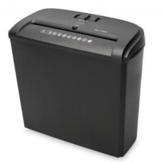 ASSMANN EDNET PAPER SHREDDER X5 WITHOUT WITH ...