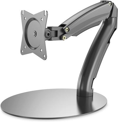 ASSMANN UNIVERSAL LED/LCD MONITOR STAND 27IN GAS ...
