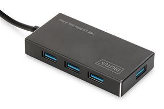 ASSMANN USB 3.0 OFFICE HUB 4-PORT       INCL ...