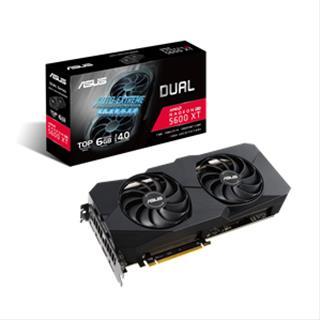 Tarjeta Gráfica Asus Dual -RX5600XT-T6G-EVO AMD  ...