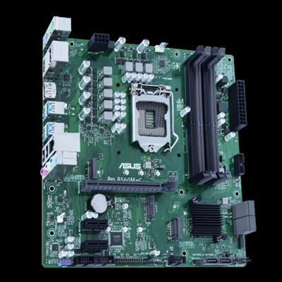 PLACA BASE ASUS PRO B560M-C/CSM SOCKET 1200