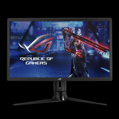 ASUS ROG Strix XG27UQR 68.6 cm (27') 3840 x 2160 Pixeles 4K Ultra HD Negro