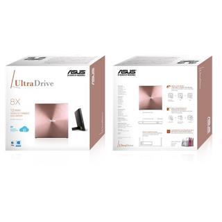 ASUS SDRW-08U5S-U unidad de disco óptico Rosa DVD ...