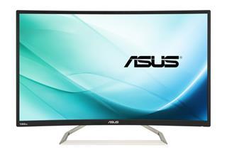 "Monitor ASUS VA326H  Curvo Gaming 31.5"" lED FUllHD"