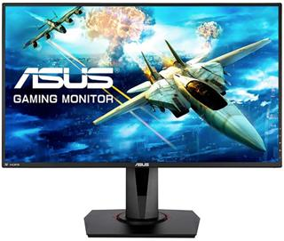 MONITOR LED 27' ASUS VG278QR FHD 165HZ 0.5Ms FreeSync MMDIA HDMI/DVI/DP