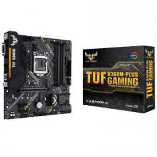 Asustek ASUS MB TUF B360M-PLUS GAMING  Gen8/9
