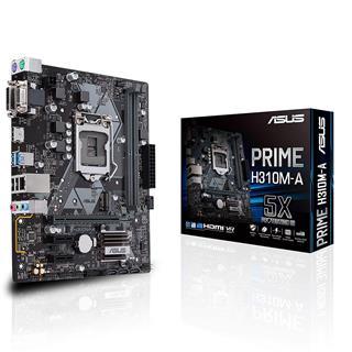 ASUSTEK COMPUTER PRIME H310M-R R2.0 S1151V2 H310 ...