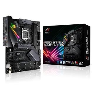 ASUSTEK COMPUTER ROG STRIX B360-F GAMING S1151V2 ATX SND+GLN+U3.