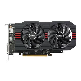 Tarjeta Gráfica ASUSTEK RADEON RX560-O4G  4GB DDR5 1210MHZ DVI H