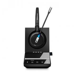 Auricular externo Sennheiser SDW 5016 inalámbrico con micrófono negro