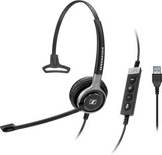 Auricular Sennheiser SC 630 USB ML con cable con micrófono