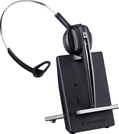 Auriculare Sennheiser D 10 Mono 2 en 1 inalámbrico con micrófono
