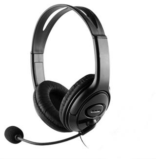 AURICULARES + MICROFONO COOLBOX COOLCHAT U1 USB ...