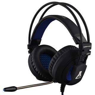 Auriculares con micrófono The G-Lab KORP400 Binaurale Diadema Ne