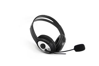 AURICULARES + MICROFONO COOLBOX COOLCHAT 3.5