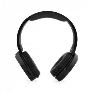 AURICULARES COOLBOX COOLMETAL BLUETOOTH MICRO SD NEGRO