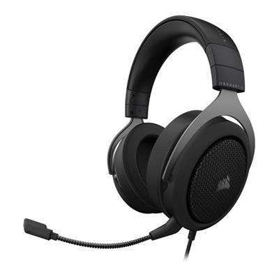 Auriculares Corsair HS60 Haptic Stereo Carbon ...