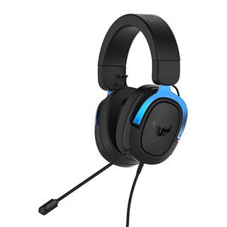 Auriculares externos Asus TUF H3 azul gaming