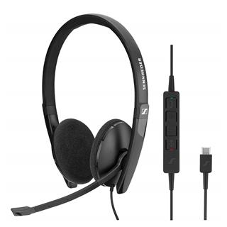 SENNHEISER SC 160 USB WIRED BINAURAL USB HEA·