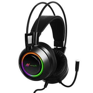 AURICULARES GAMING ABKONCORE B780 VIRTUAL 7.1 RGB LED