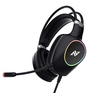 AURICULARES GAMING ABKONCORE CH55 VIRTUAL 7.1 RGB LED