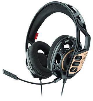 Auriculares Gaming PLANTRONICS RIG 300 Negro