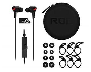 Auriculares internos Asus Rog Cetra con cable con micrófono