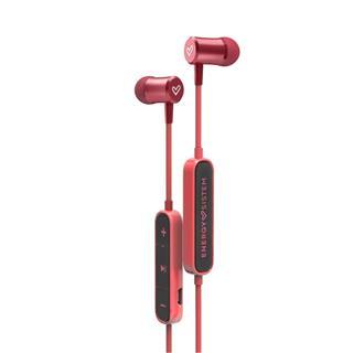 Auriculares internos Energy Sistem BT Urban 2 inalámbricos con micrófono rojos