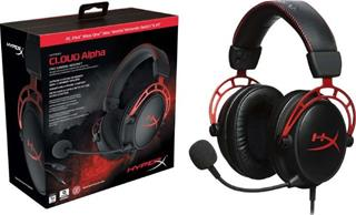 Auriculares KINGSTON HYPERX CLOUD ALPHA GAMING ...