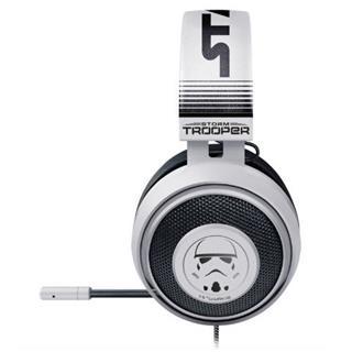 Auriculares externos Razer Kraken Stormtrooper Edition con cable