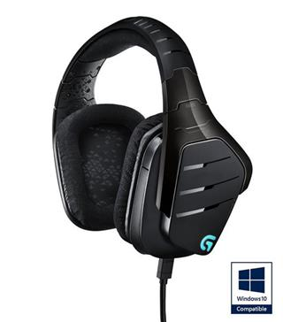 Auriculares LOGITECH G633 THESEUS FIRE WIRED GAMING HEADSET 7.1