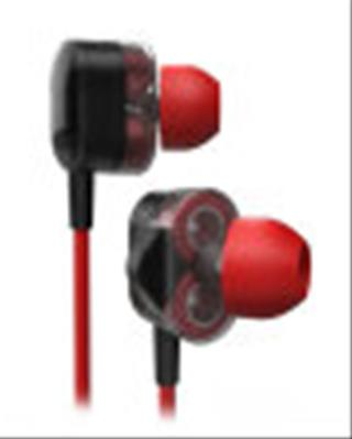 AURICULARES OZONE GAMING IN-EAR DUAL FX