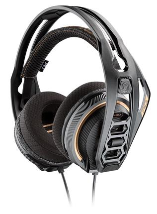 Auriculares Plantronics Mobile Rig400 Dolby