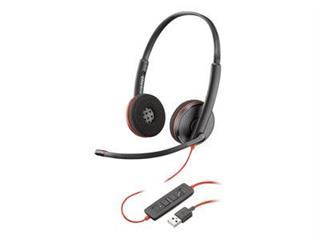AURICULARES POLY BLACKWIRE C3220 USB CON ...