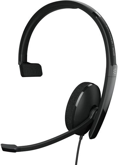 Auriculares Sennheiser SC 130 USB mono con cable con micrófono