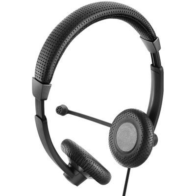 Auriculares Sennheiser SC 75 USB MS con cable con micrófono