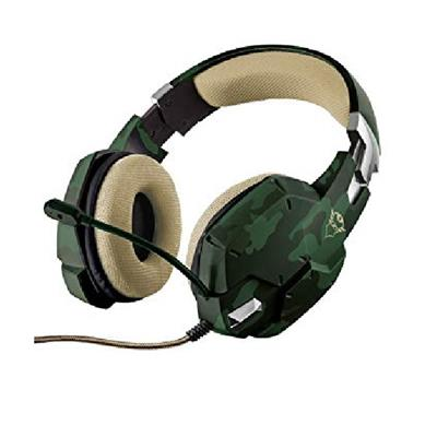 AURICULARES TRUST GAMING GXT 322 CARUS JUNGLE ...