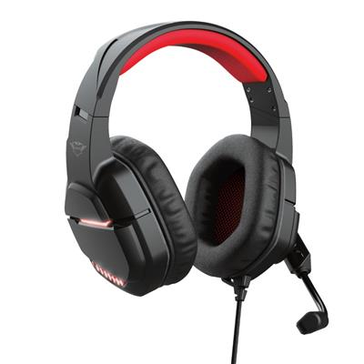 AURICULARES TRUST GAMING GXT 448 NIXXO LATERALES ...
