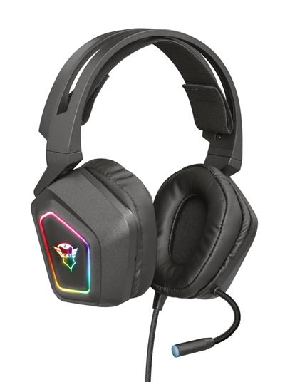 AURICULARES TRUST GAMING GXT 450 BLIZZ 7.1 ...