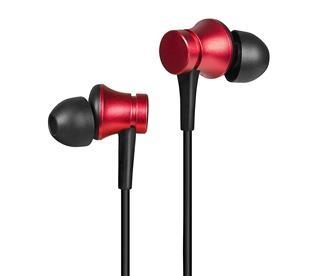 AURICULARES XIAOMI MI EARPHONES BASIC RED