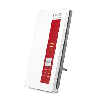 AVM REPETIDOR WIFI FRITZ!WLAN REPEATER 1750E OUTLET
