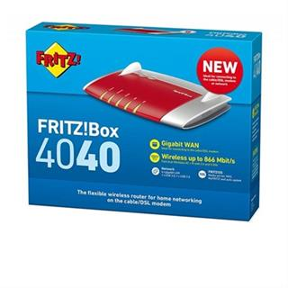AVM ROUTER FRITZ!BOX 4040 WiFi AC ...