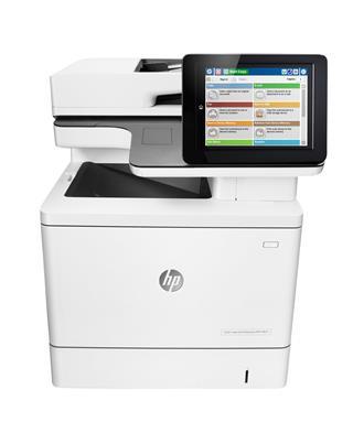 Impresora  HP Clr LJ Enterprise MFP M577dn