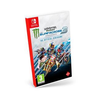 Monster Energy Supercross 3 Nintendo Switch