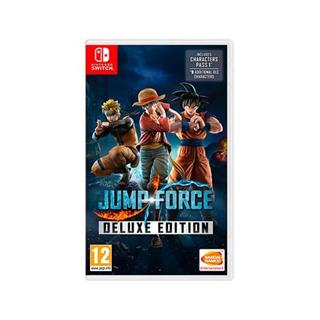 BANDAI JUEGO NINTENDO SWITCH JUMP FORCE DELUXE