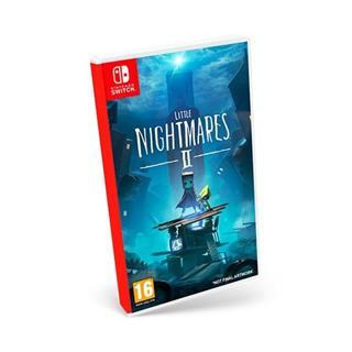 BANDAI JUEGO NINTENDO SWITCH LITTLE NIGHTMARES II ...