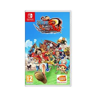 One Piece Unlimited World Red Deluxe Edition ...