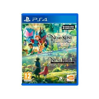 Ni No Kuni 1 + 2 Compilation PS4