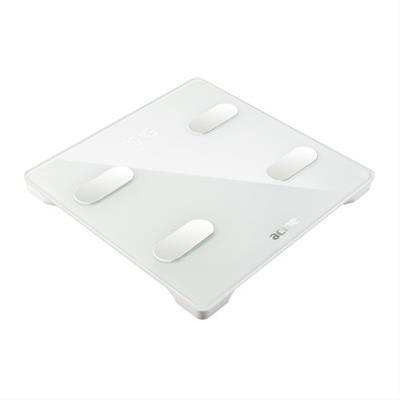 Báscula de baño ACME SC202 Smart blanco