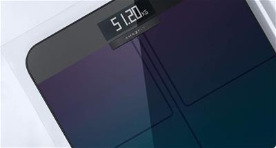 Báscula de baño Amazfit Smart Scale Aurora ...